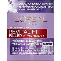 L'Oréal Paris Revitalift Filler Yoğun Dolgunlaştırıcı Yaşlanma Karşıtı Gündüz Kremi - Hyaluronik Asit