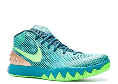f89957491d83 ... canada nike kyrie 1 teal green emerald red men sneaker 705277 333 size  11.5 8b670 89263