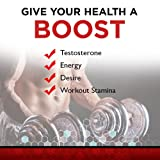 boostULTIMATE Testosterone Booster Pills, Low T