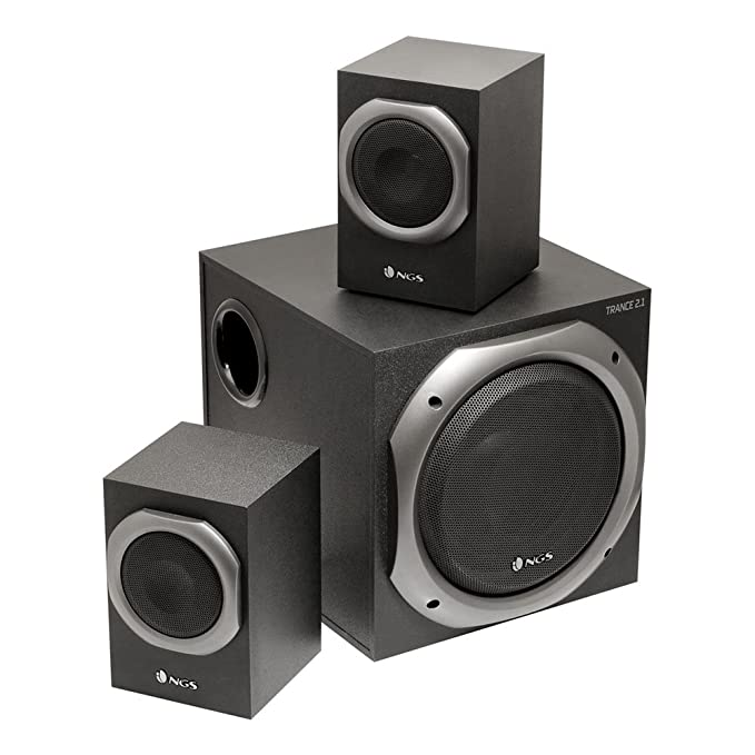 Color Negro Ngs PCS71905TRANCE Altavoces