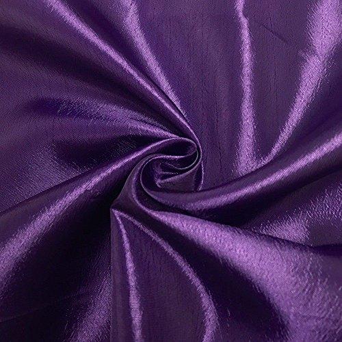 Pappermint Store Purple Extra Wide Nylon Taffeta Fabric 110
