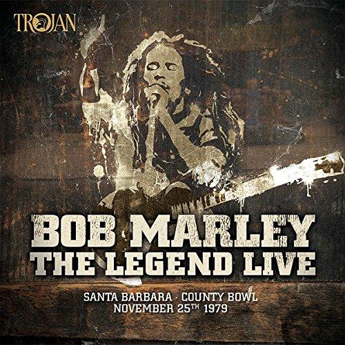 Legend Live In Santa Barbara (Bob Marley And The Wailers Live Vinyl)