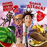 Snack Attack! (Cloudy with a Chance of Meatballs Movie) by Natalie Shaw (2013-08-27)