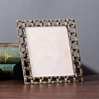 GYN Photo Frame Bedroom Frame Home Decoration Alloy 7 Inch Table Photo Frame