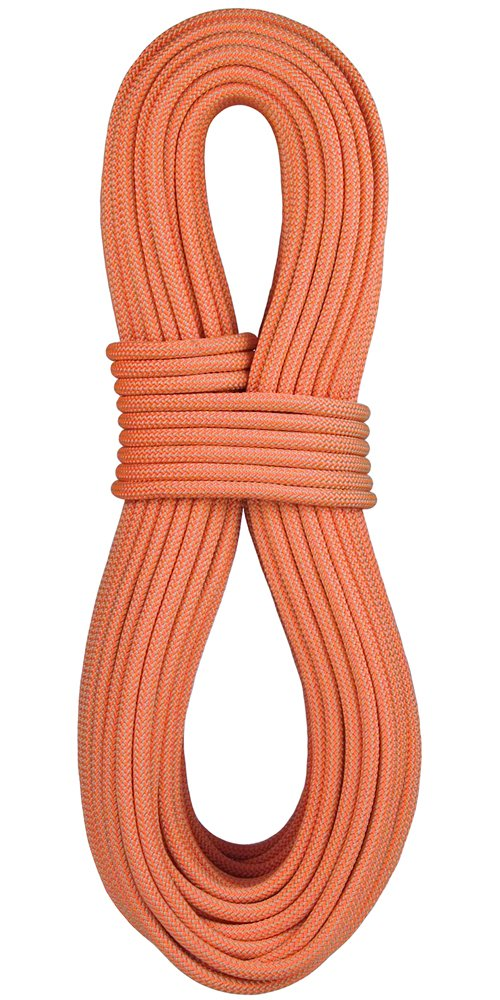 Bluewater Ropes 9.2 MM Canyon rope-dry cover-orange-200 5289200 M   B00BCLKAVK