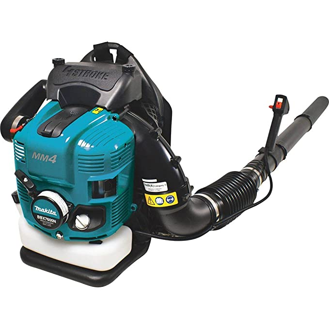 Amazon.com: Makita BBX7600 N 75.6 Cc MM4 soplador de mochila ...