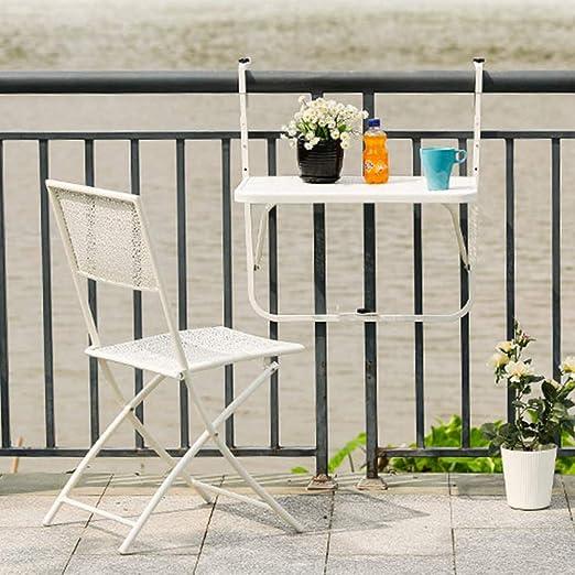 Tavolo da balcone tavolo sospeso pieghevole tavolo tavolo pieghevole tavolo tavolo sospeso da balcone BALCONE