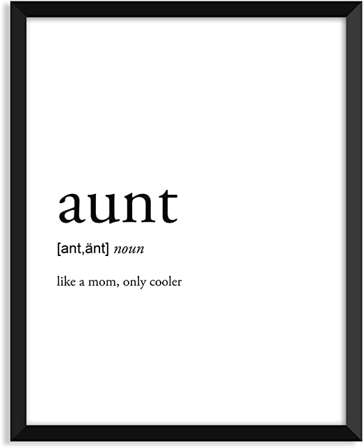 Unframed Art Print Poster Or Greeting Card Mom Definition