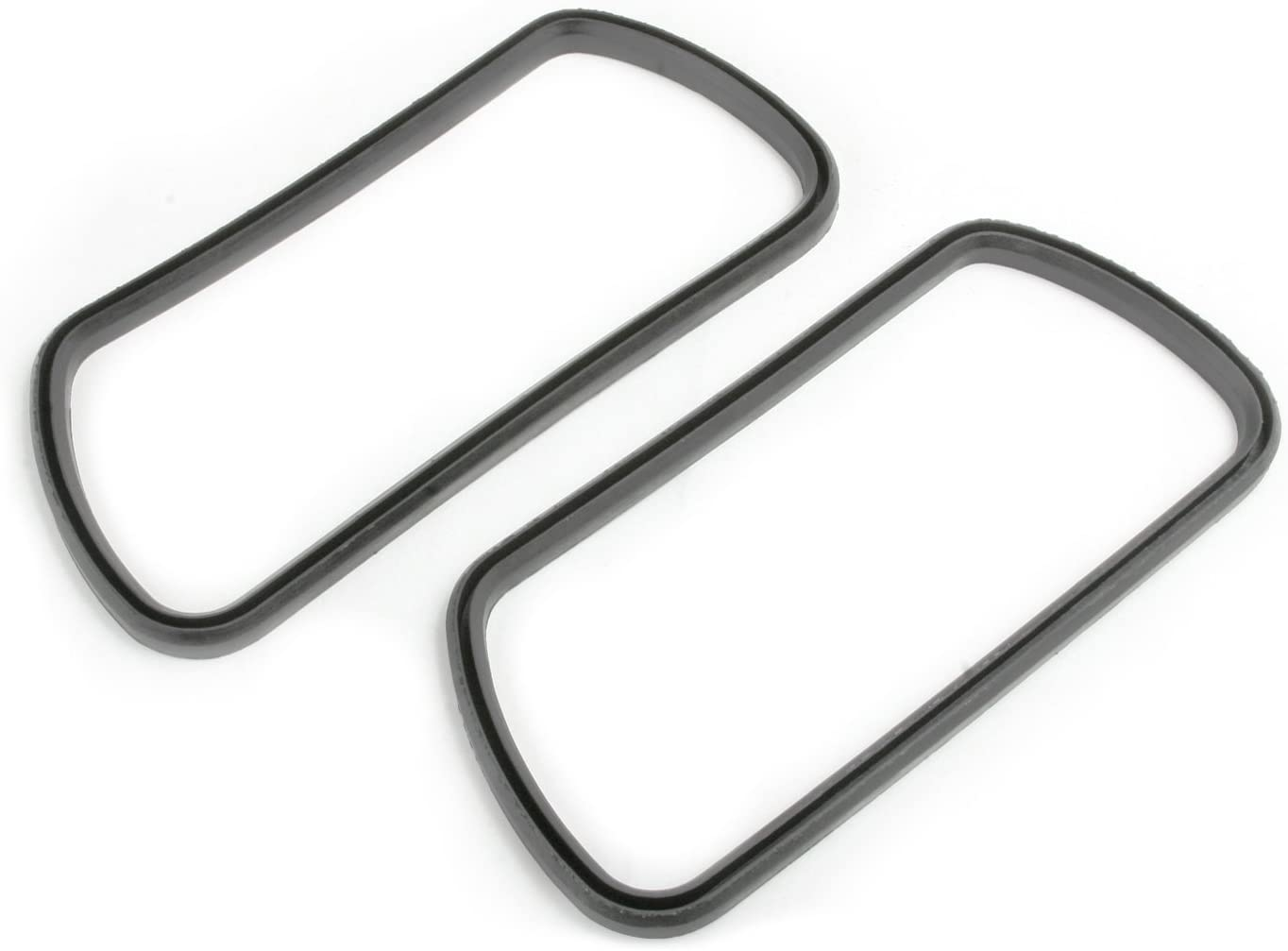 VW Dune Buggy Bug Ghia Thing Trike Bus Baja Sand Rail Pair CHANNEL GASKETS FOR EMPI 8852 VALVE COVERS EMPI 00-8868-0