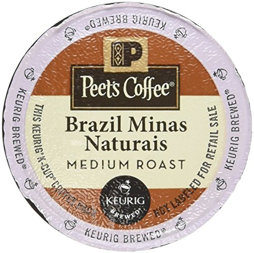Peets Coffee Brazil Naturais Brewers product image