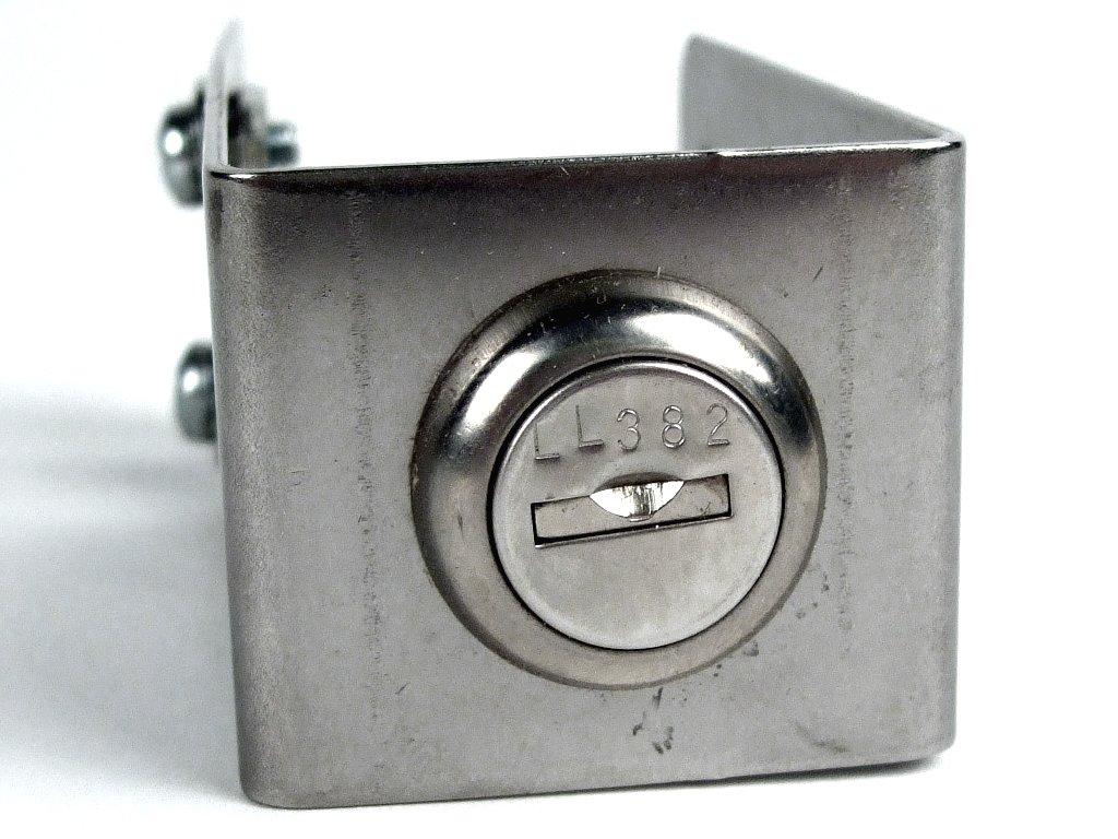 Rukse Jeep Wrangler TJ 1998-2005 Hood Lock Kit Protect your Engine and Lock your Hood