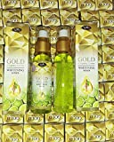 Gold Ginseng Lemon Whitening Serum Face Body Serum Concentrations Speedway 60 ml. by jawnoy shop.