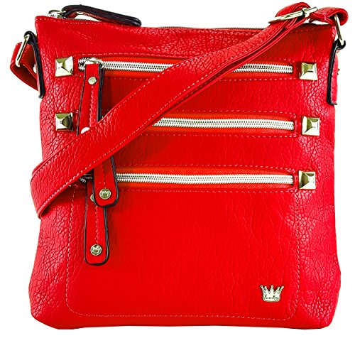 Cross King Red Body Purse Queen Bag E6wq0H1