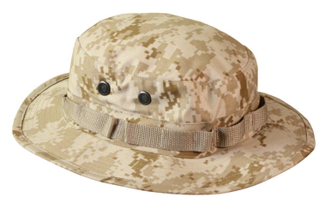 Rothco Boonie Hat Desert Digital Camo - (7 1/4) Inch