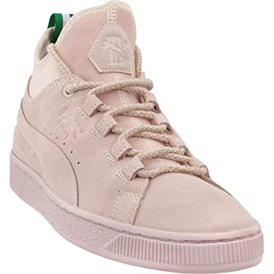outlet store a9a5f e4cf3 PUMA Mens Suede Mid X Big Sean Casual Shoes,