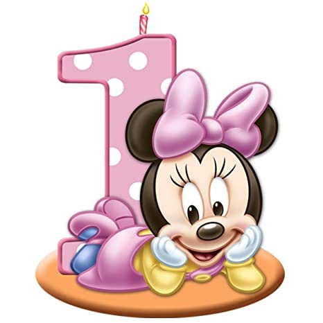 Amazon.com: sdore bebé fiesta de cumpleaños de Minnie Mouse ...