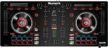 Numark Mixtrack Platinum 4-channel DJ Controller