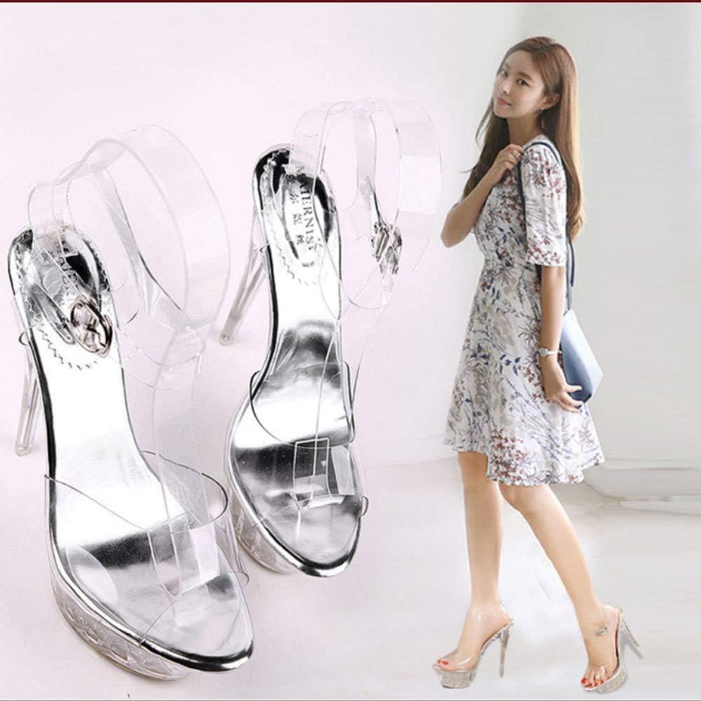 liangh Femmes Sandales à Mode,Chaussures Dame,Décontractées en Cuir Souple pour Conduite à Pied,Respirantes Et Antidérapantes,40 35