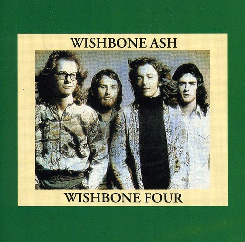 WISHBONE ASH - Wishbone Four - Amazon.com Music
