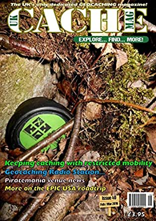 Amazon com: UK Cache Mag: Kindle Store
