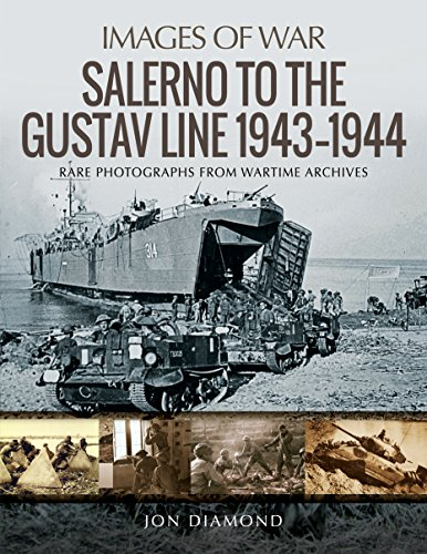 Salerno to the Gustav Line 1943-1944 (Images of - Bar Anzio