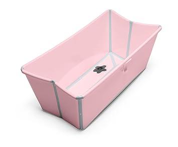 Vasca Da Bagno Stokke : Stokke vasca pieghevole e flessibile colore rosa amazon