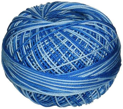 (Handy Hands Lizbeth Cordonnet Cotton Size 10-Turquoise Twist)