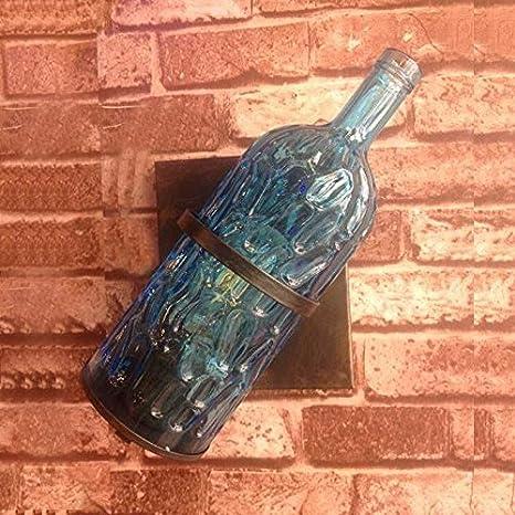 YU-K Antigüedades de estilo industrial de Edison lámpara de pared de pared de luz