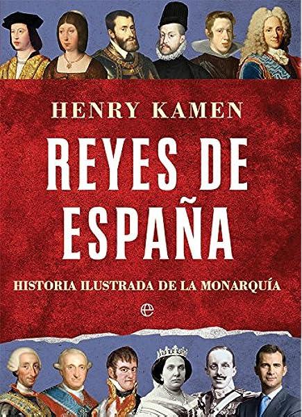 Reyes de España (Historia): Amazon.es: Kamen, Henry, Murillo Fort ...
