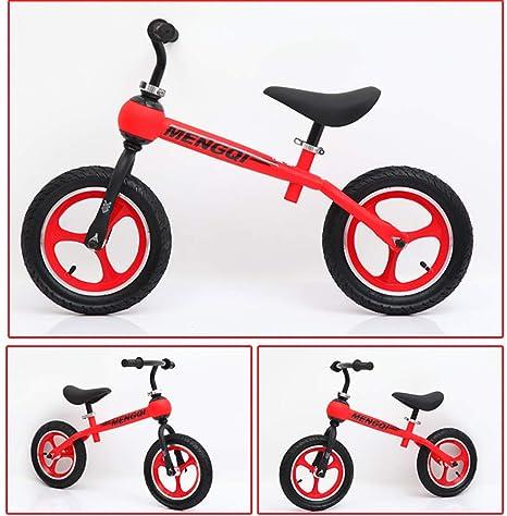 Lhh Niños del Balance Bicicletas Andador Ultraligero ...