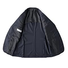 Four Seasons Jacket BYJ-10: Navy