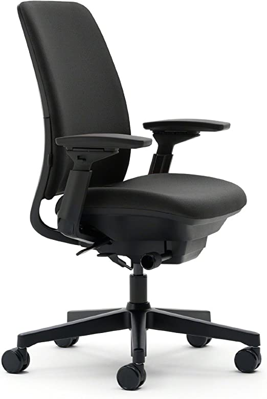 Steelcase Amia Task Chair - Runner Up Best Office Chair For Short People