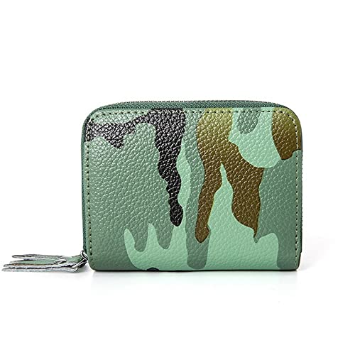 efb28dc768db RFID blocking wallets leather Camouflage style women's rfid wallet