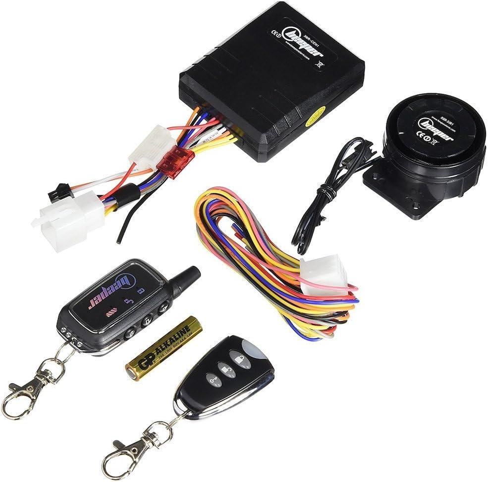 Beeper XA1026R Allarme Bidirezionale per Moto e Scooter