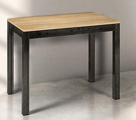 Consolle Allungabile 4 Metri.Tables Chairs Consolle Allungabile Fino A 3 Metri Con Struttura Nera