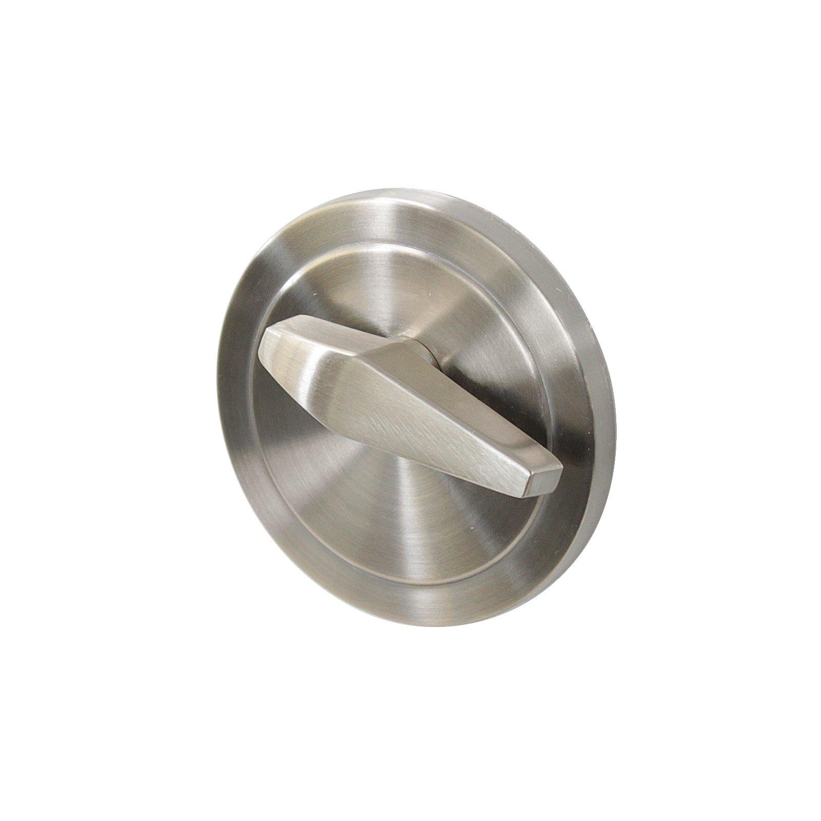 3 Pack Probrico Interior Bedroom Single Cylinder Deadbolt One Keyway Keyed Alike Same Key Safety Bolt Door Lock Lockset in Satin Nickel-Single Deadbolt-101 by Probrico (Image #6)