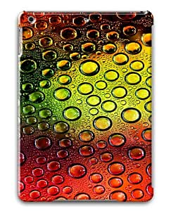 Colorful waterdrops Custom Soft Case Cover Protector for Apple iPad Air/ iPad 5th Generation