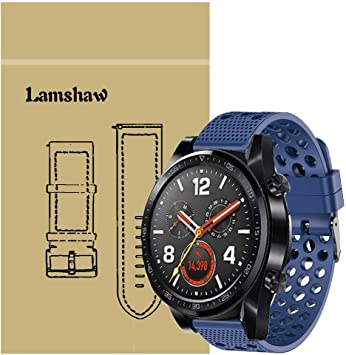 Ceston Clásico Deporte Silicona Correas para Smartwatch Huawei ...