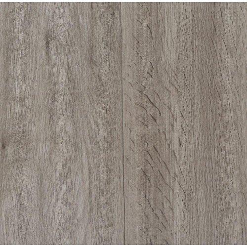 Home Legend Oak Grey 4 mm Thick x 7 in. Wide x 48 in. Length Click Lock Luxury Vinyl Plank (23.36 sq. ft. / case) (Planks Vinyl Oak)