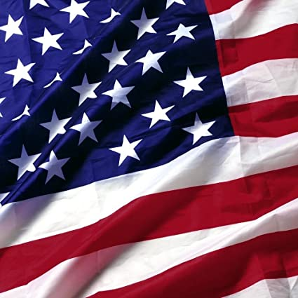 United States Stripes Stars Brass Grommets 3/'x 5/' FT American Flag U.S.A U.S