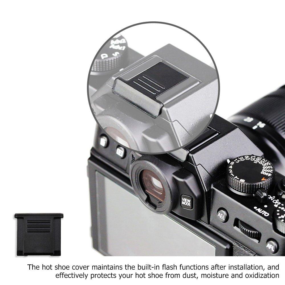 2 Pack Profezzion Lcd Screen Protector For Fuji Guard Fujifilm Xt10 X T100 Xt100 T20 Xt20 T10 E3 Camera Anti Scratch Hd Clear Bubble Free