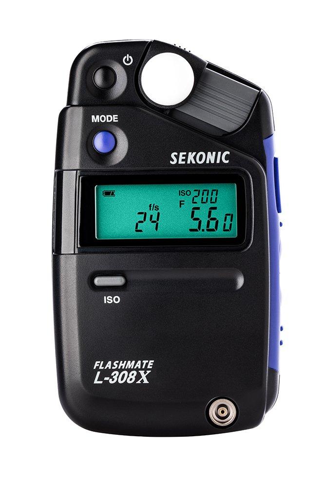 Fotómetro Flashmate Sekonic L-308X