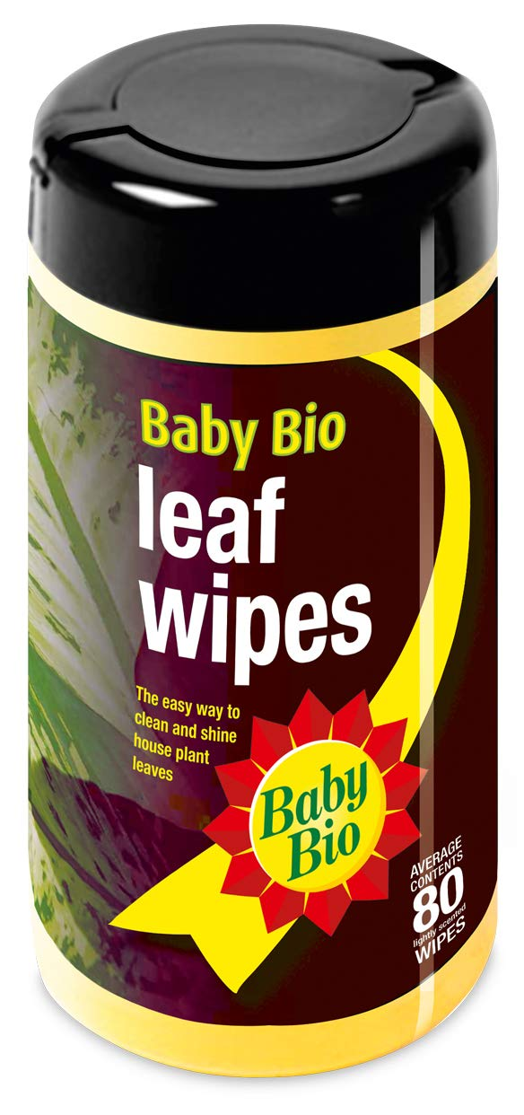 Baby Bio Leaf Wipes 80 Wipes Amazon Co Uk Garden Outdoors