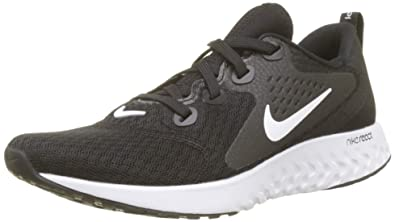 new products d0fdf 51251 Nike Womens Legend React Running Shoe BlackWhite Size 6.5 US