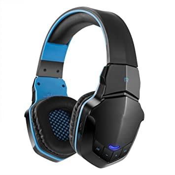 DUHOULI Auriculares Bluetooth Inalámbricos Auriculares Deportivos para Pc Gamer Auriculares para Juegos Auriculares Micrófono para Teléfonos