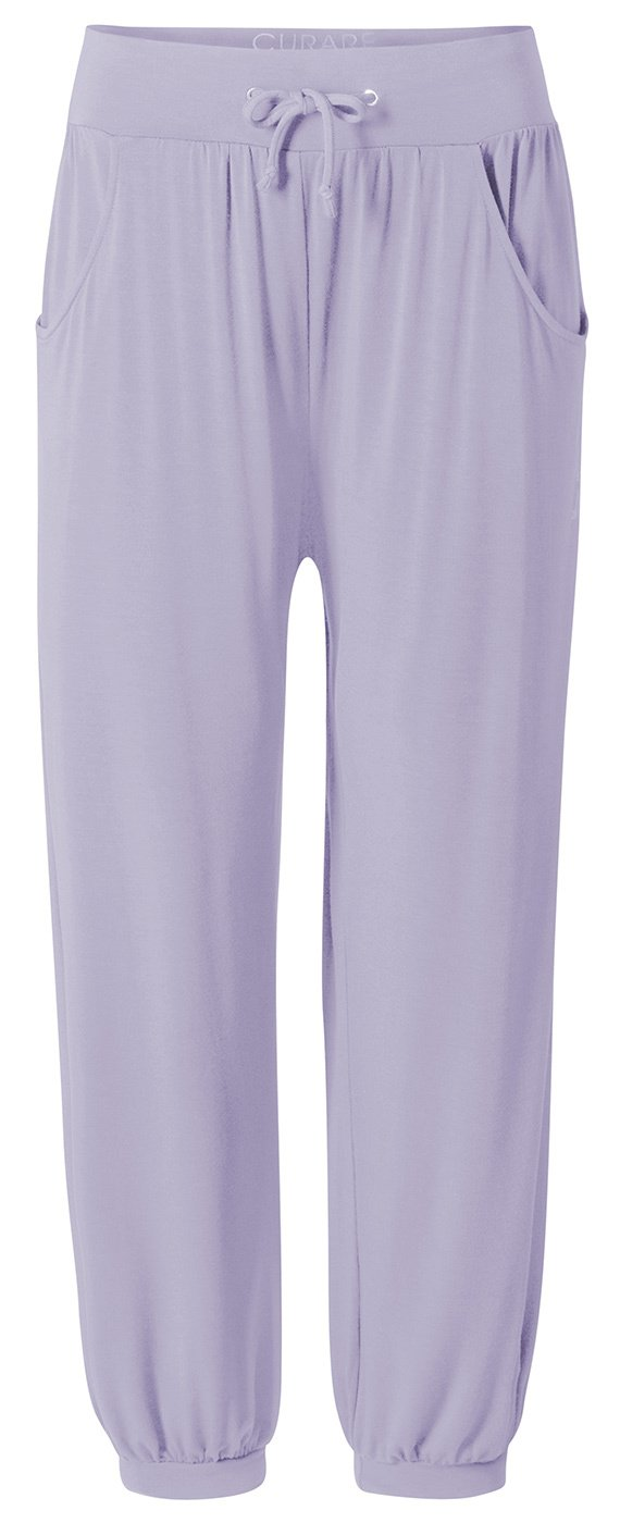 CURARE Long Pants, Relaxed - Pearl, Violeta: Amazon.es ...