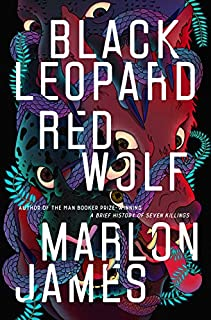 Book Cover: Black Leopard, Red Wolf