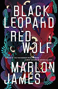 Black Leopard, Red Wolf by Marlon James science fiction and fantasy book and audiobook reviews