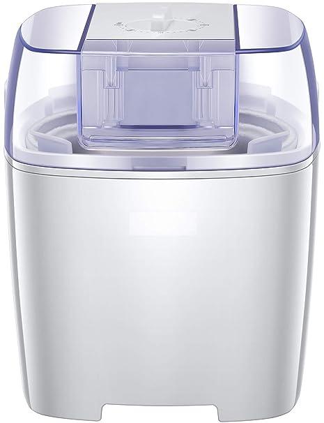 Máquina para hacer helados congelados y sorbetes, libre de BPA ...