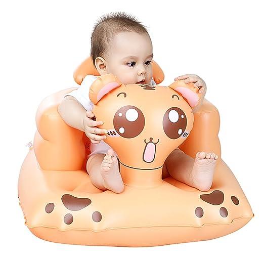 Comaie Silla Hinchable de Asiento Seguro para bebé, Multifuncional ...